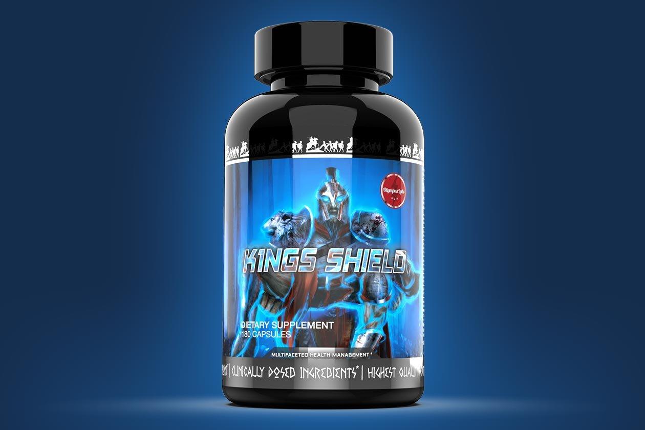 olympus labs kings shield