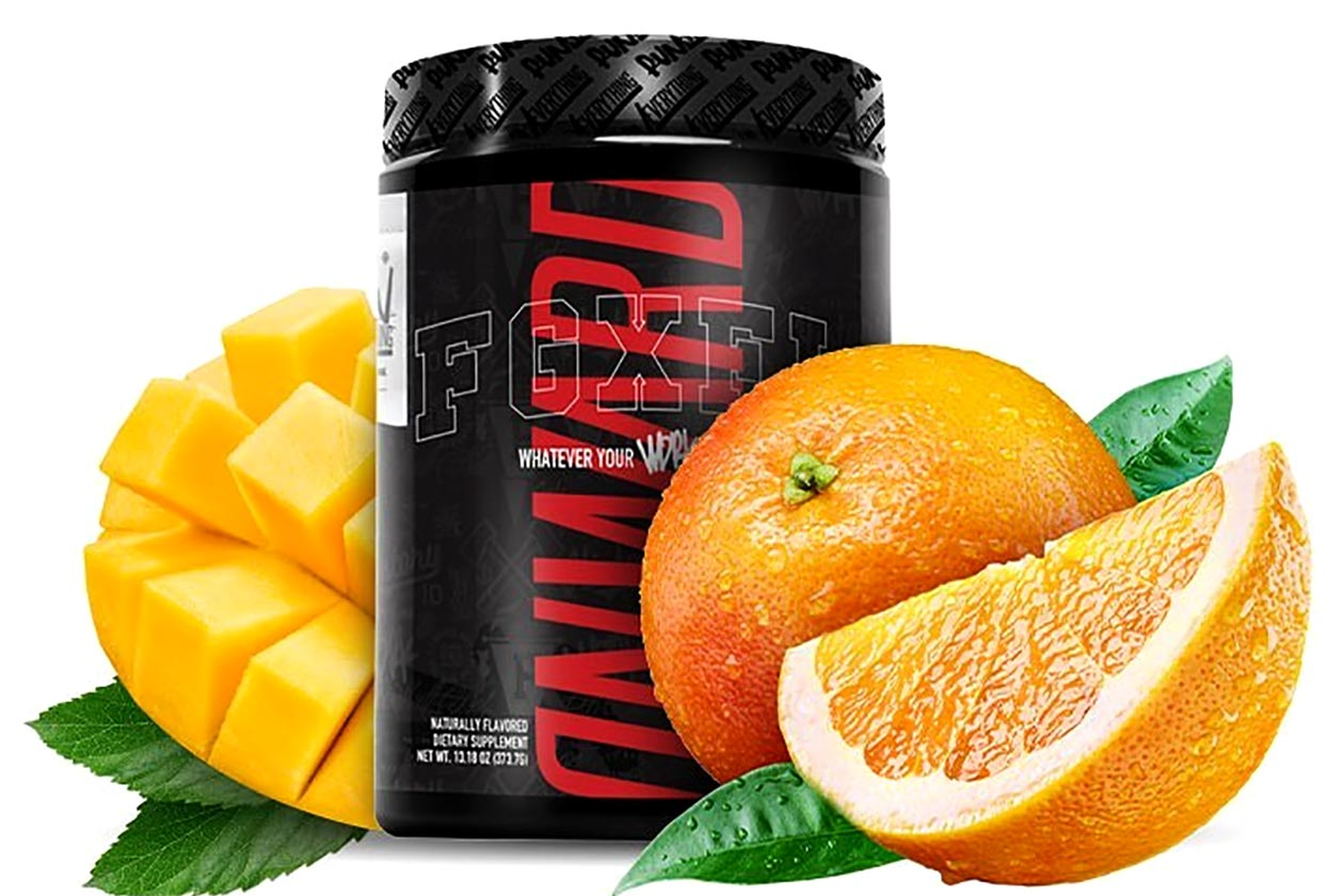 run everything labs orange mango onward