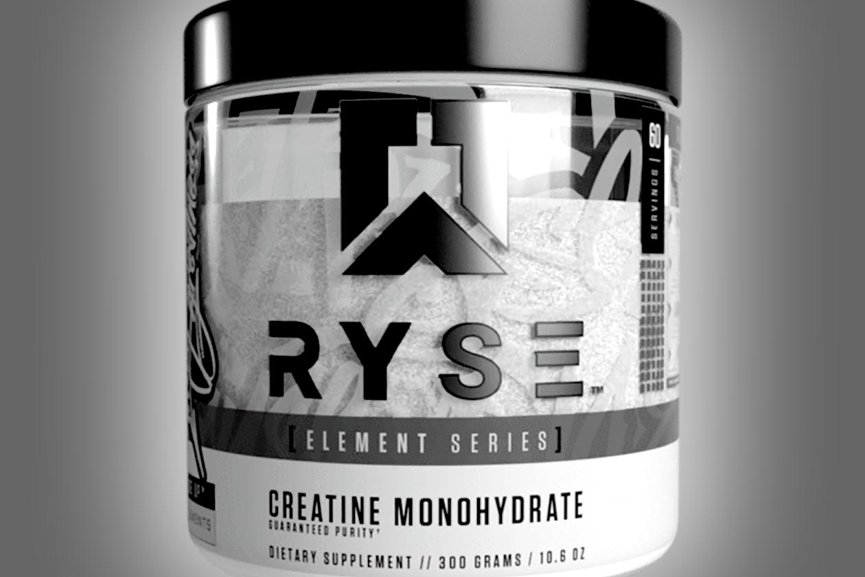 ryse creatine monohydrate