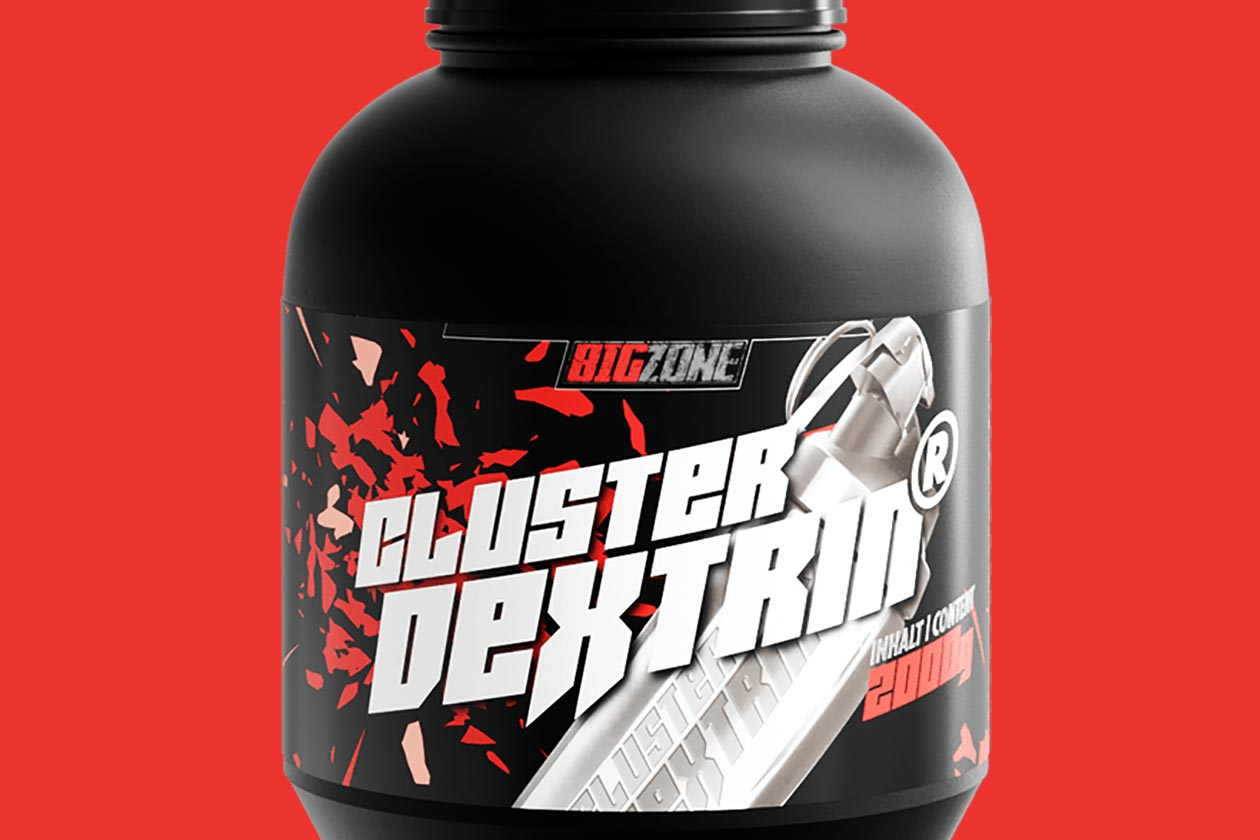 big zone cluster dextrin