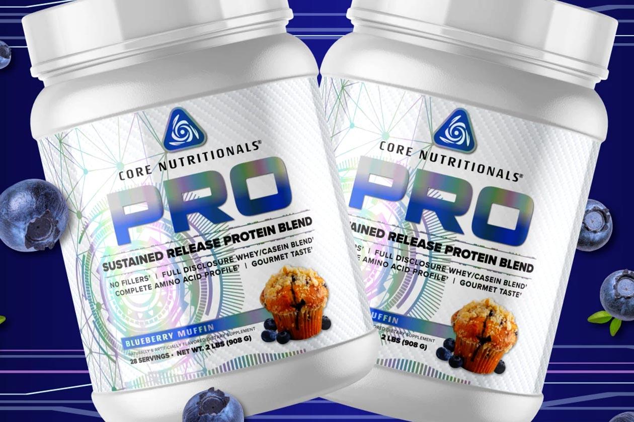 blueberry muffin core pro