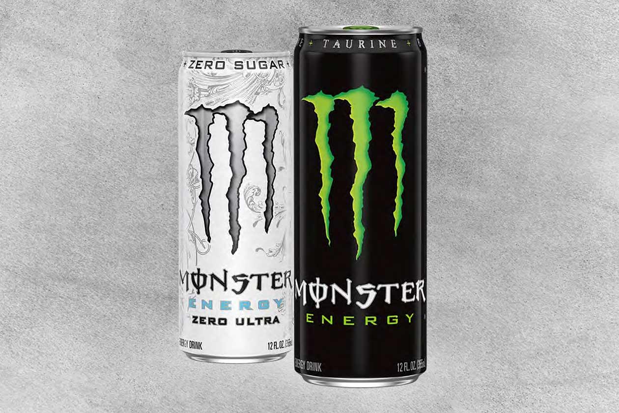 monster energy drink 12oz slim