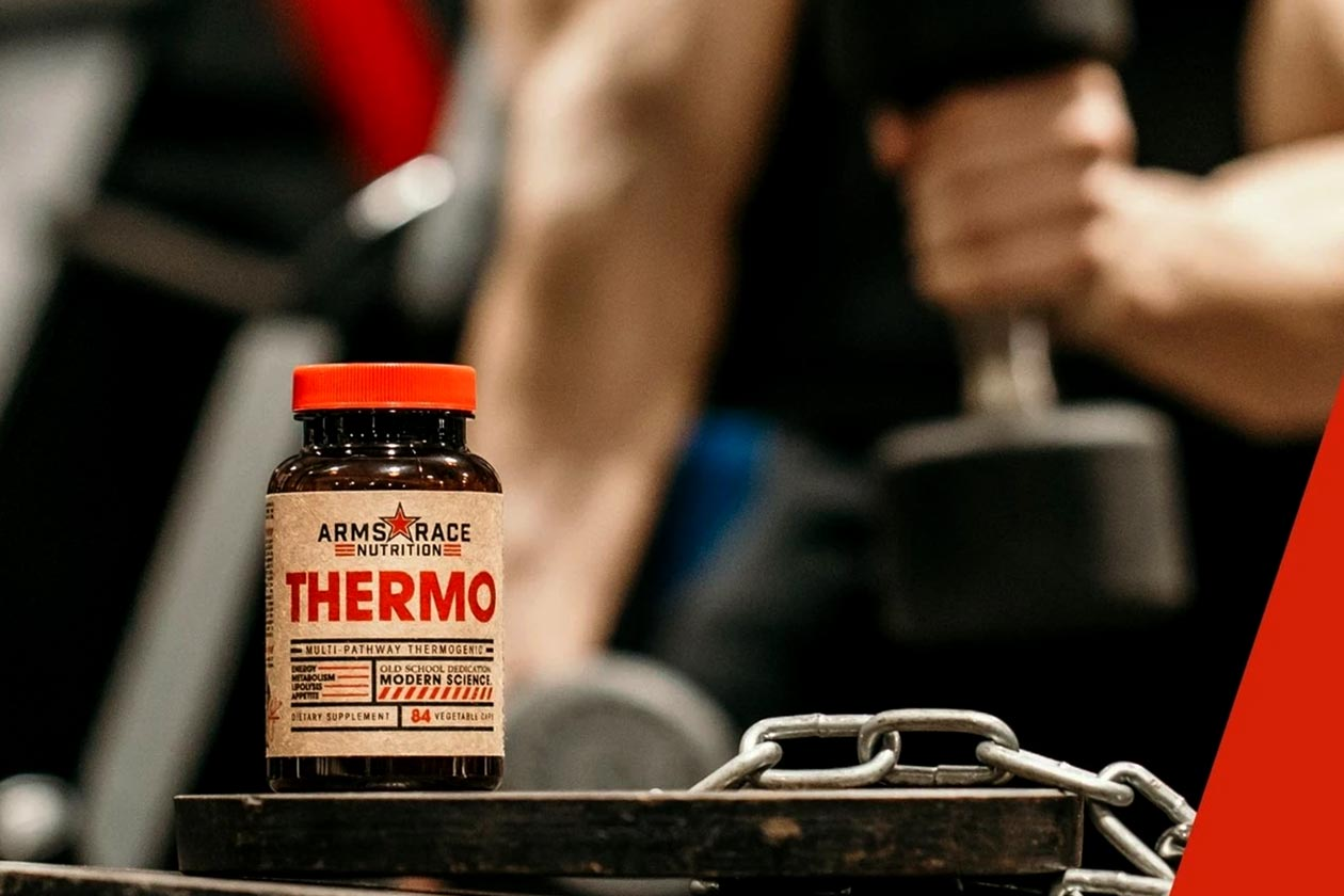arms race nutrition thermo