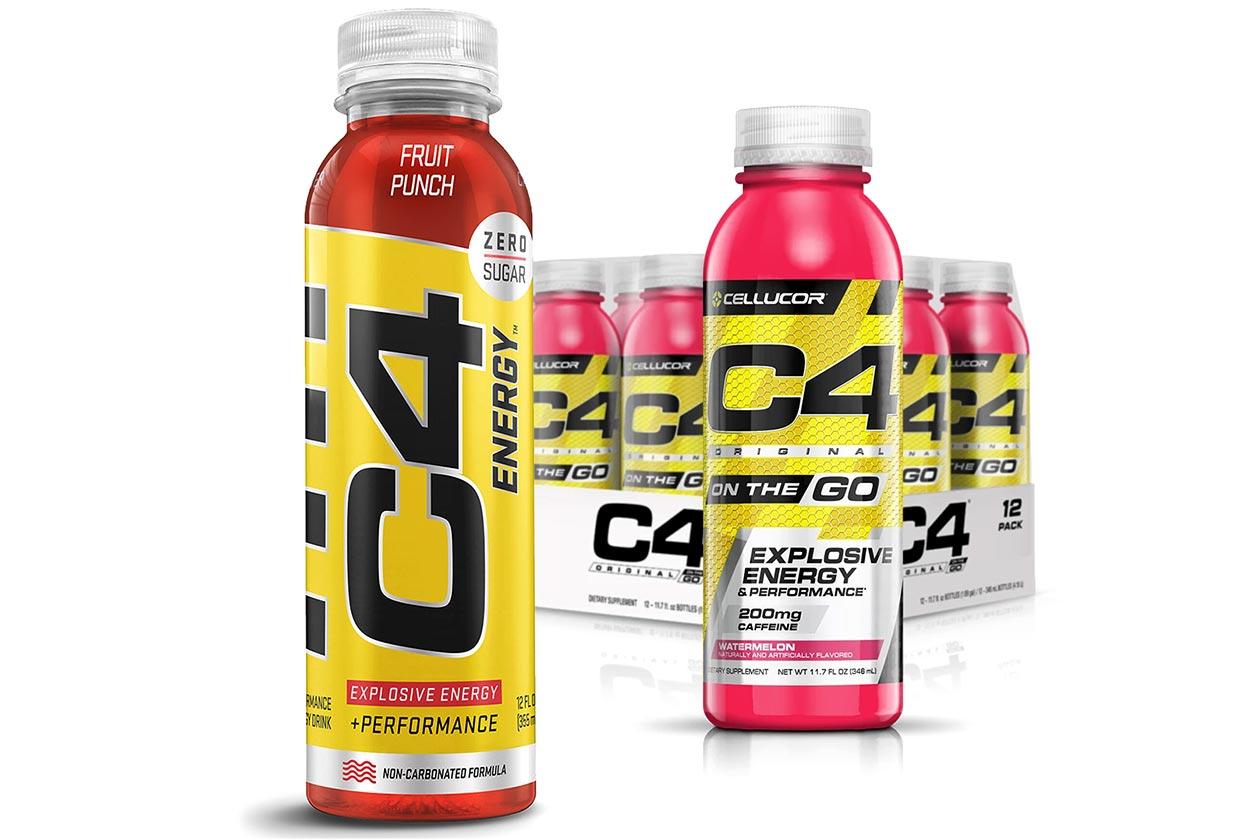 cellucor c4 energy non carbonated