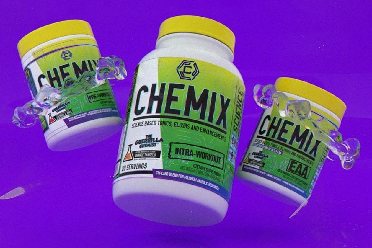 chemix four more categories