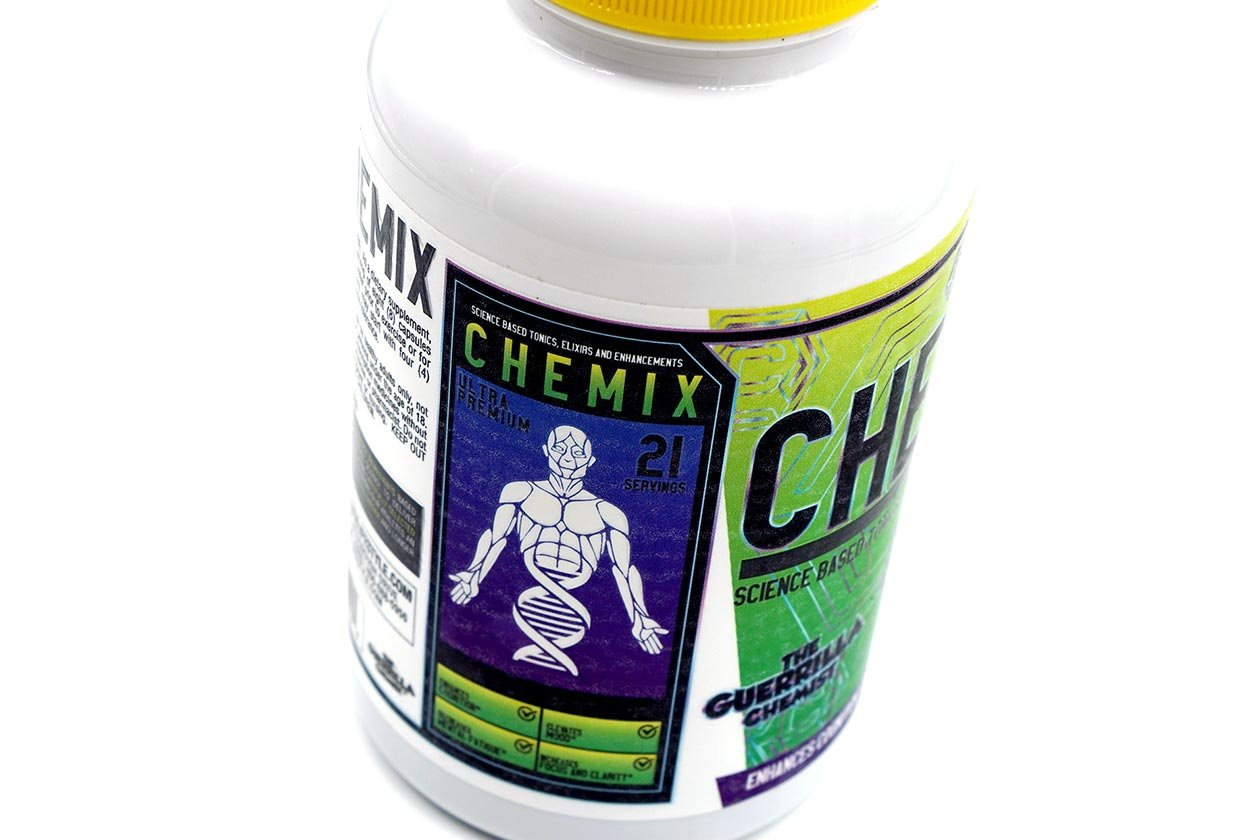 chemix nootropic review