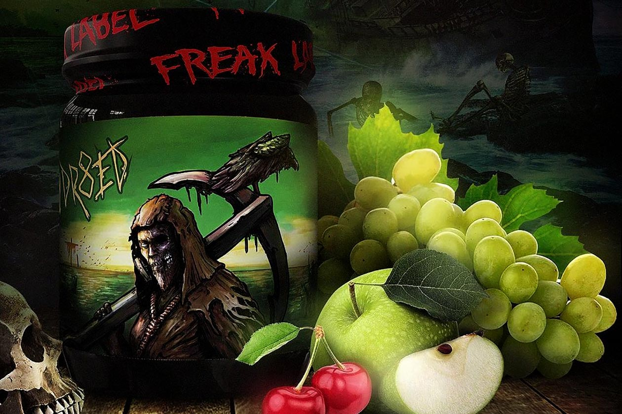 freak label hydr8ed other two flavors