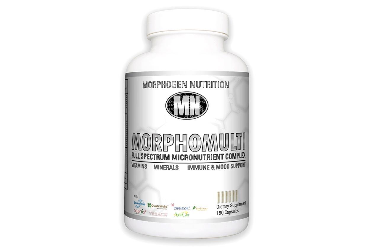 morphogen nutrition morphomulti