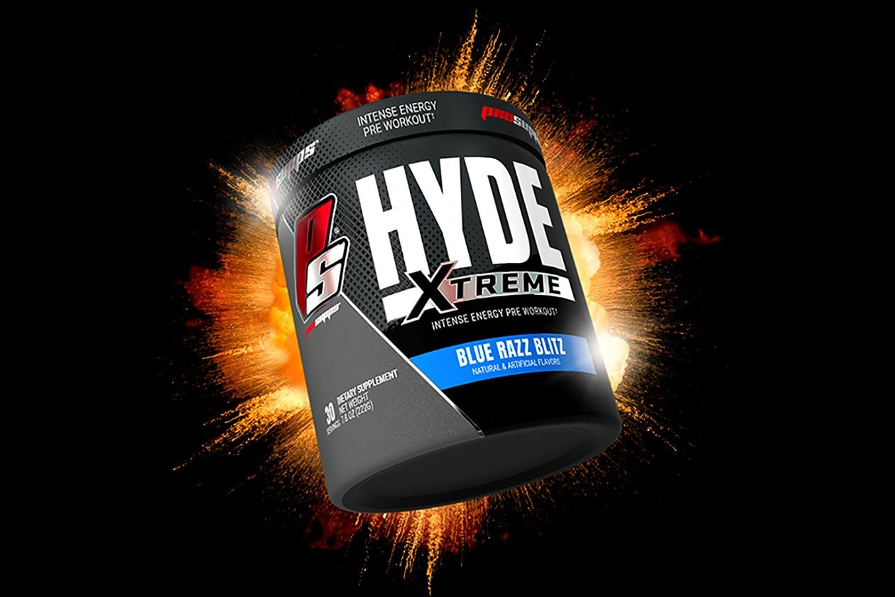 prosupps hyde xtreme