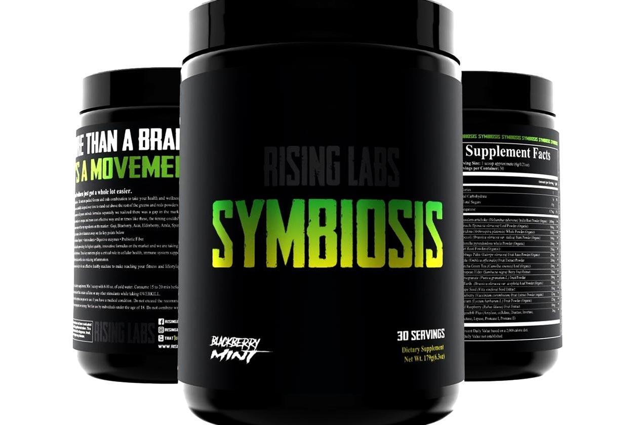 rising labs symbiosis