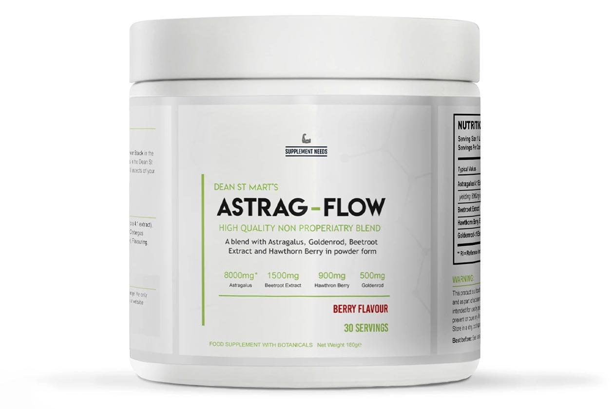 supplement needs astrag-flow powder