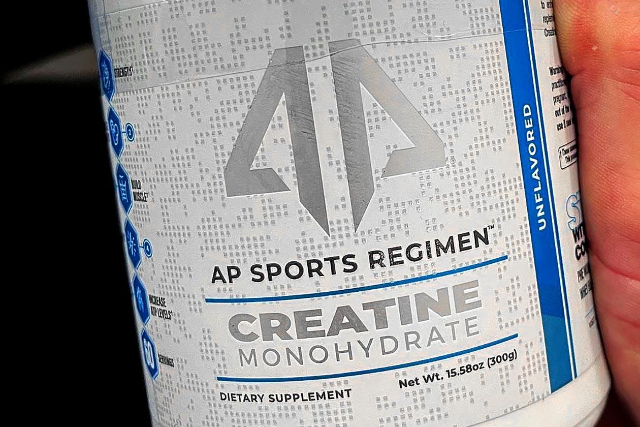 regimiento deportivo ap creatina monohidrato