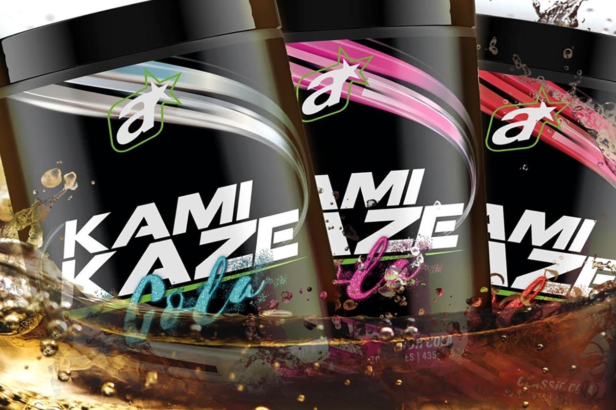 kamikaze cola deporte atlético