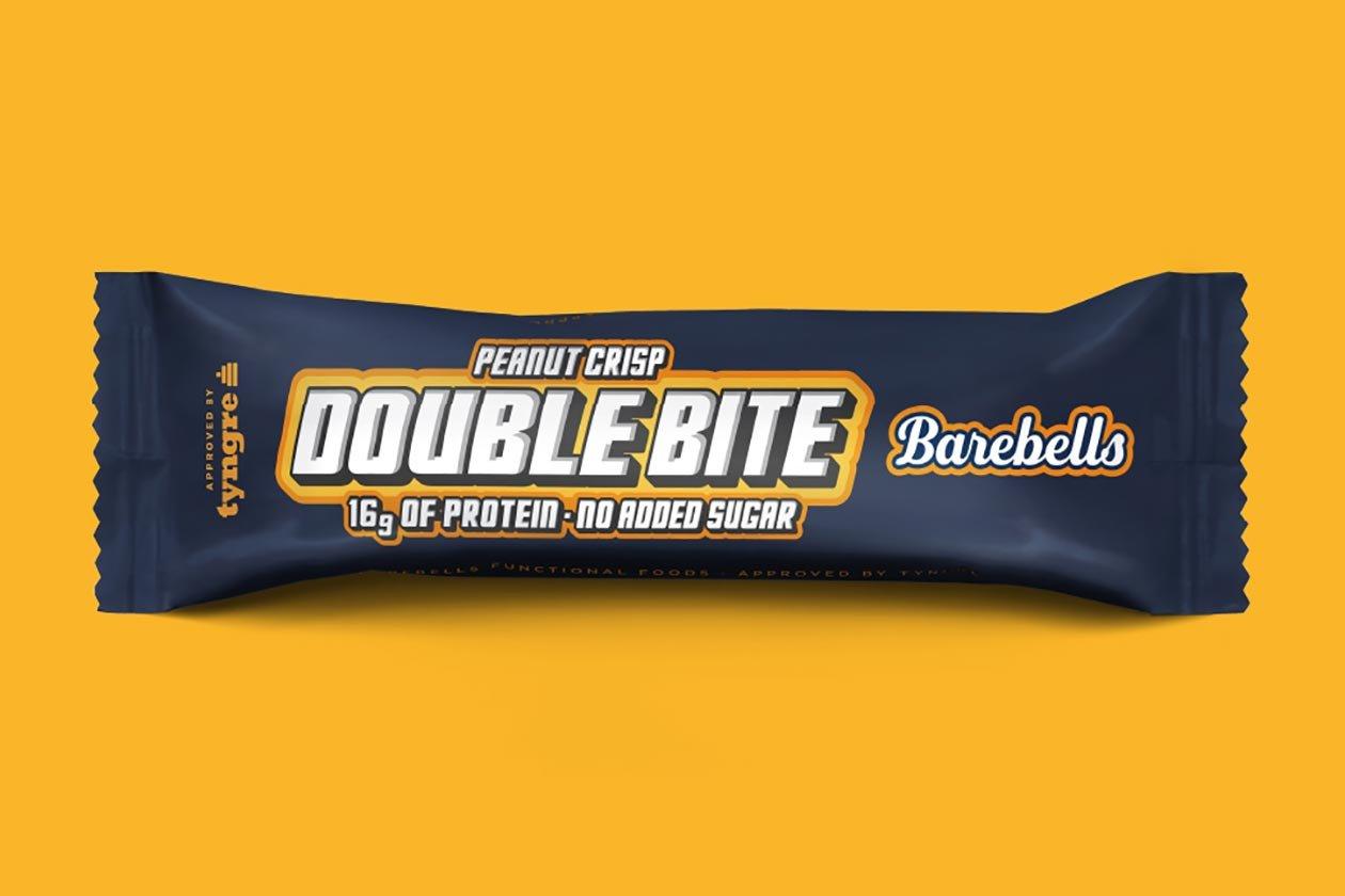 bitebells crujientes de maní de doble mordida