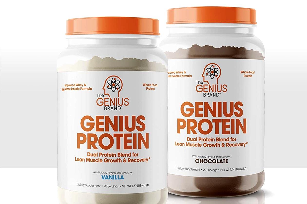 genio de las proteínas genio genio