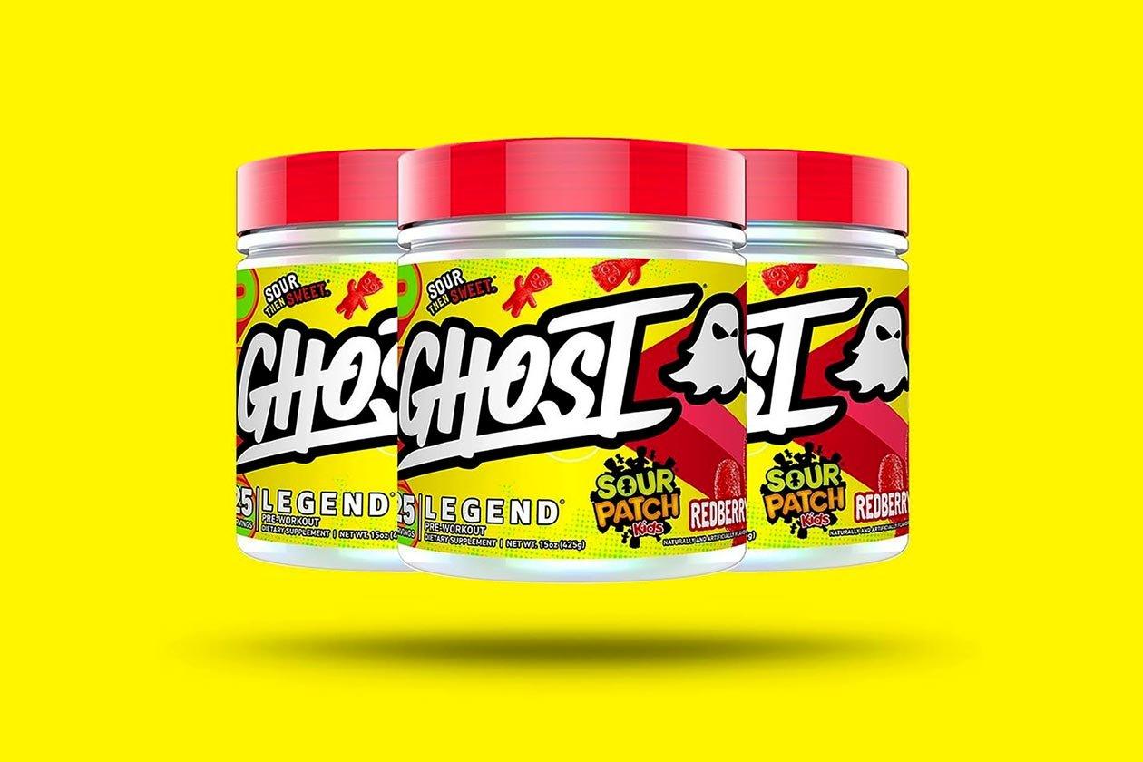 ghost legend v2 flavors