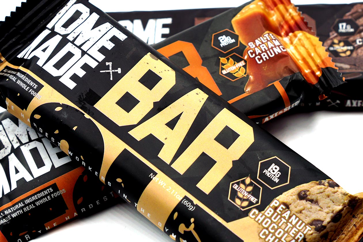 axe and sledge home made bar review