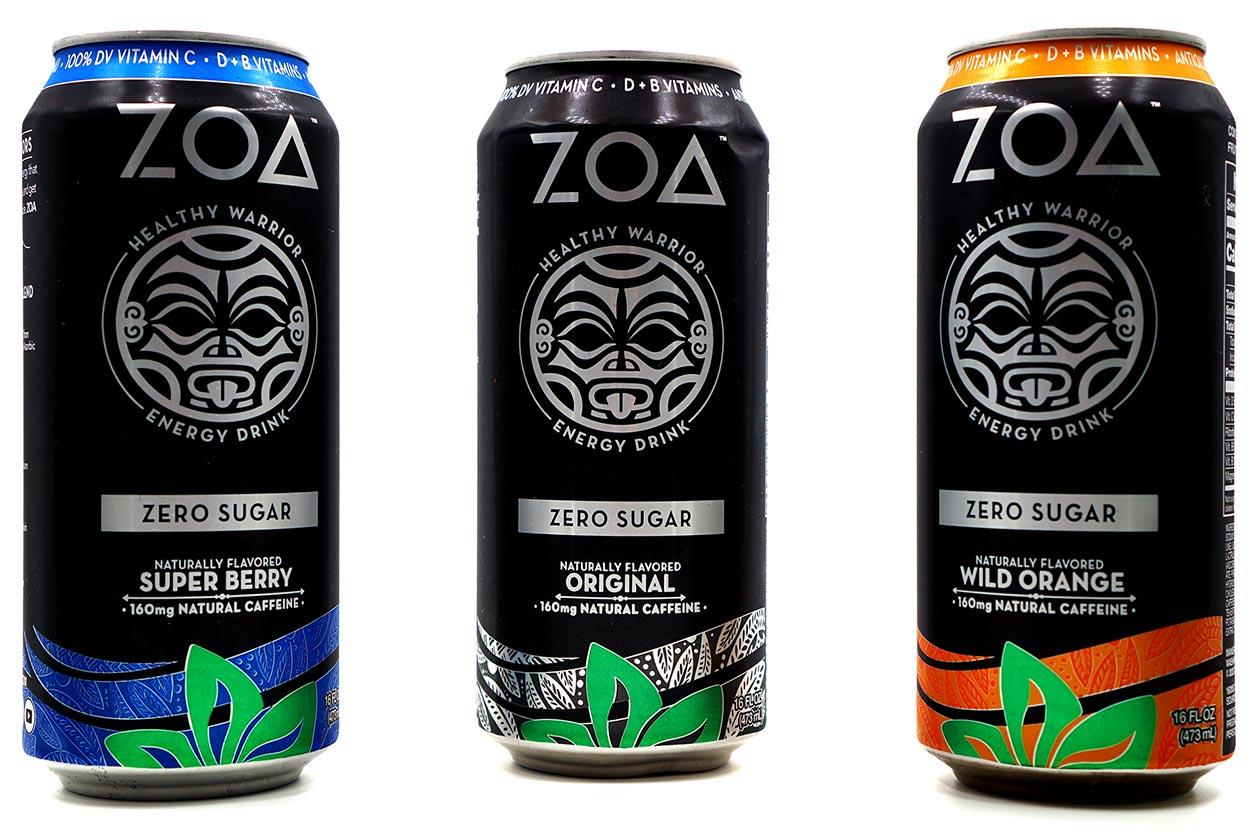 revisión de la bebida energética del zoológico