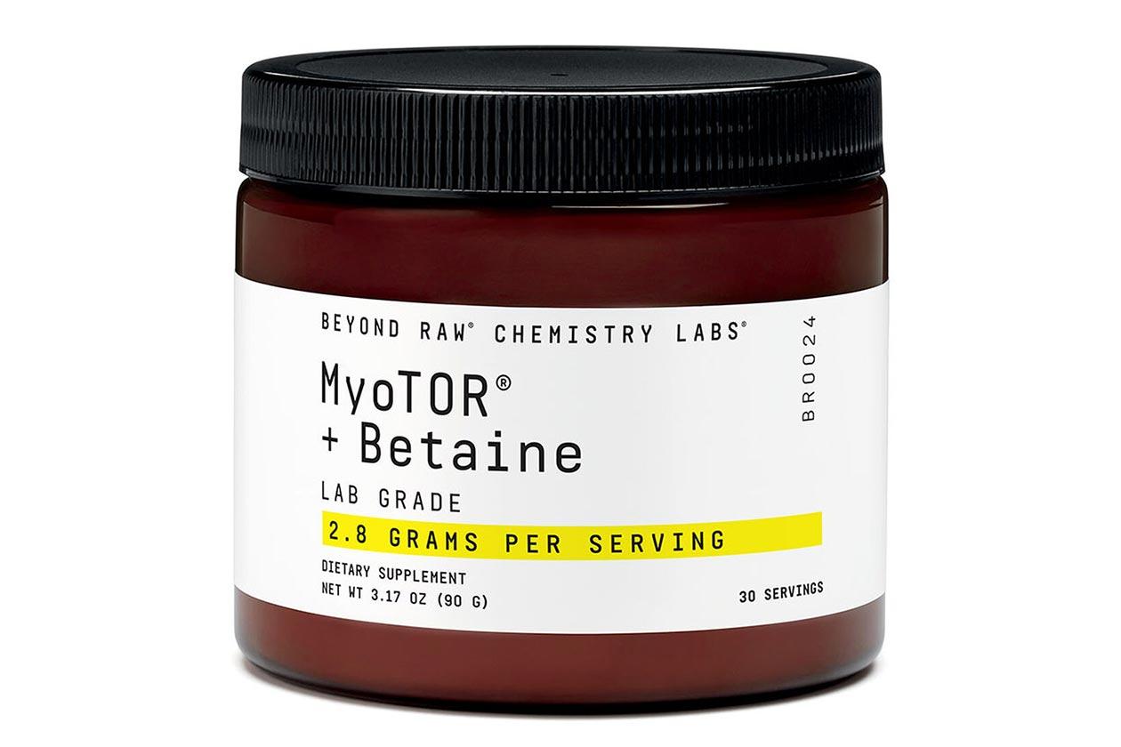 beyond raw betaine myotor