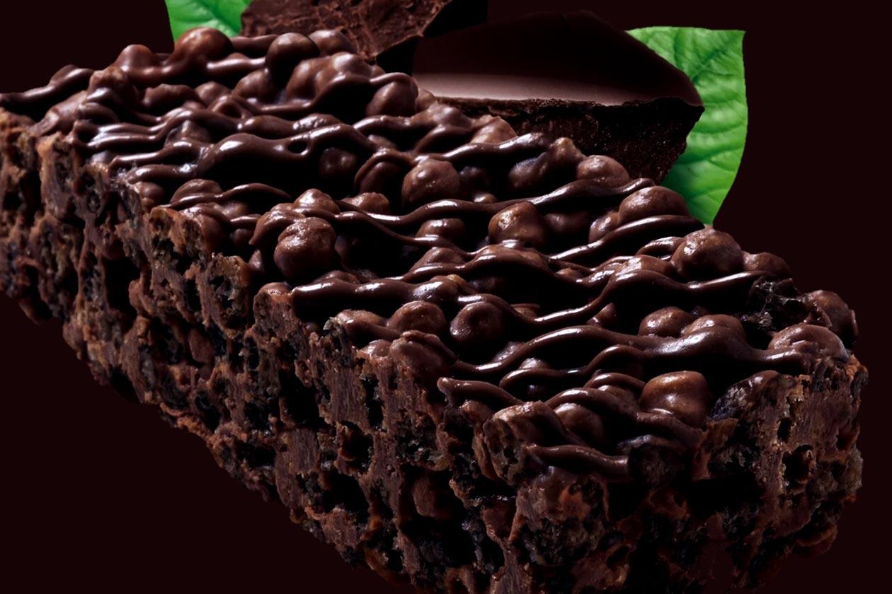fitbakes chocolate orange crunch