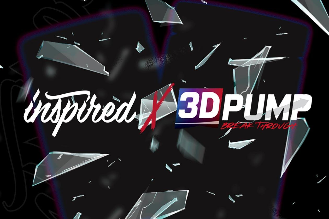 inspired x 3d pump