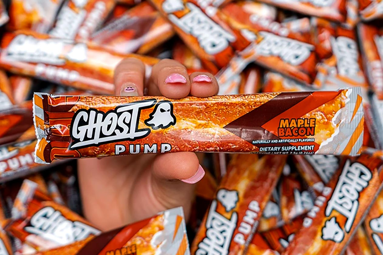 maple bacon ghost pump