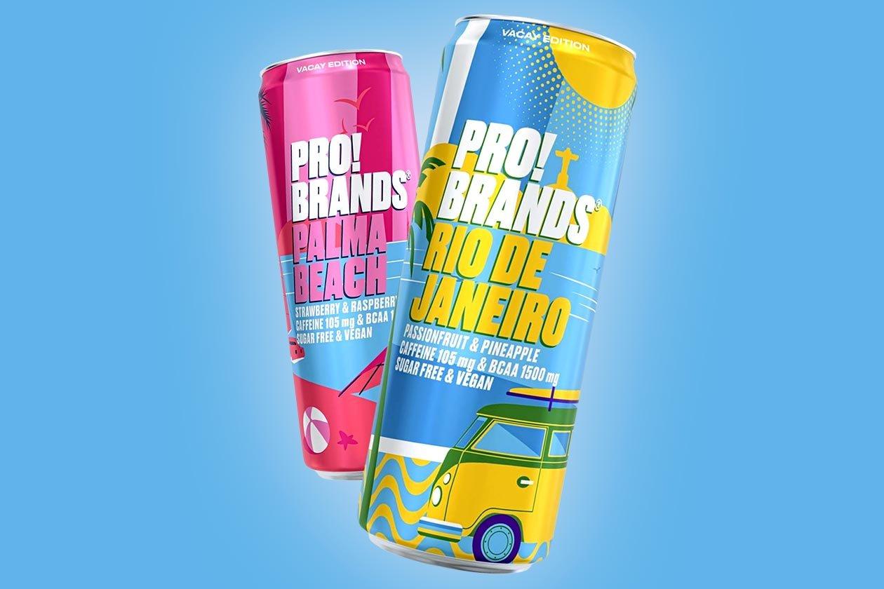 probrands 2021 vacay editions