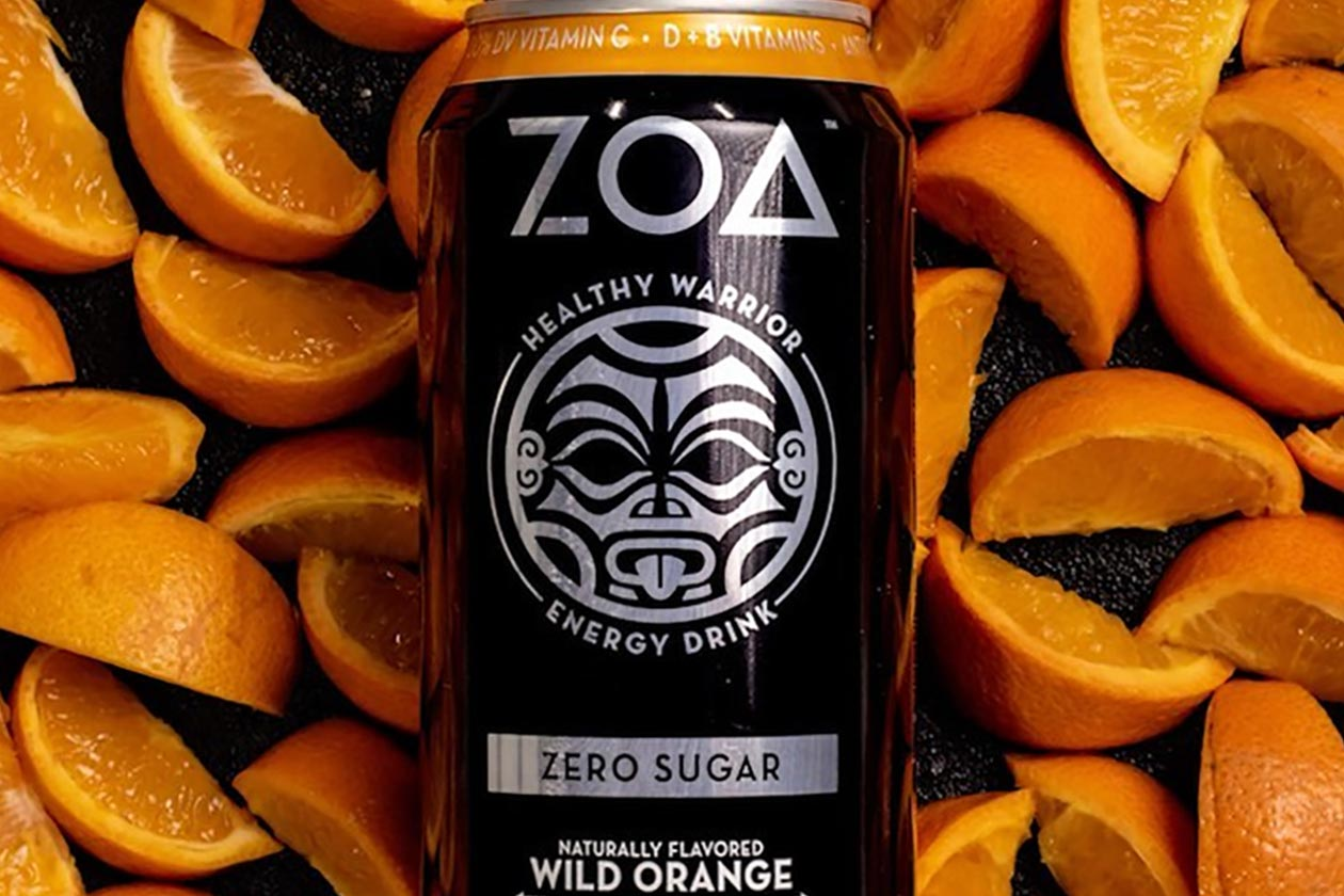 ZOA Energy drink zero sugar is no longer only available at GNC