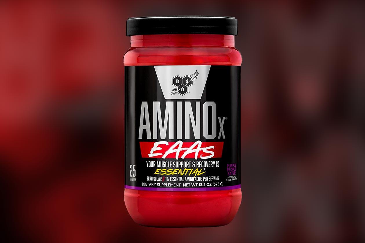 bsn aminox eaas