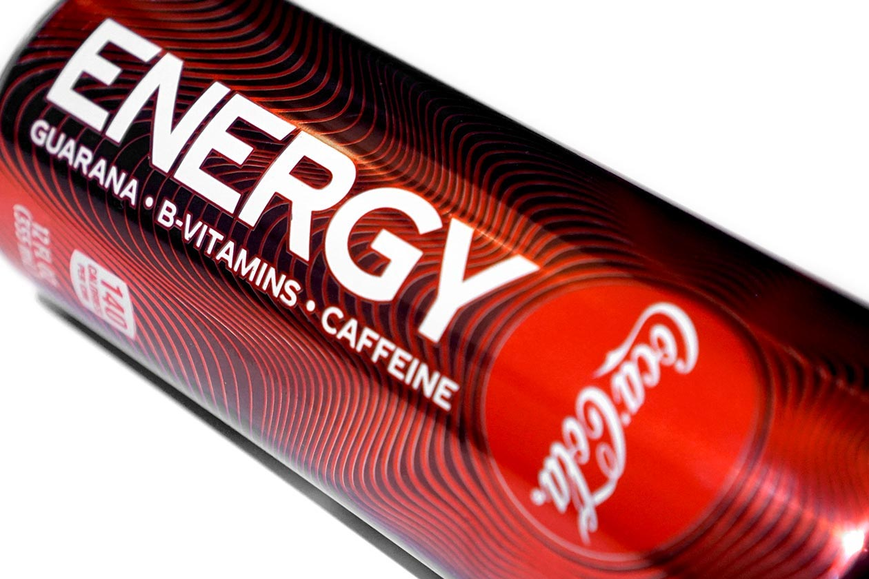 coke energy drink discontinued in north america