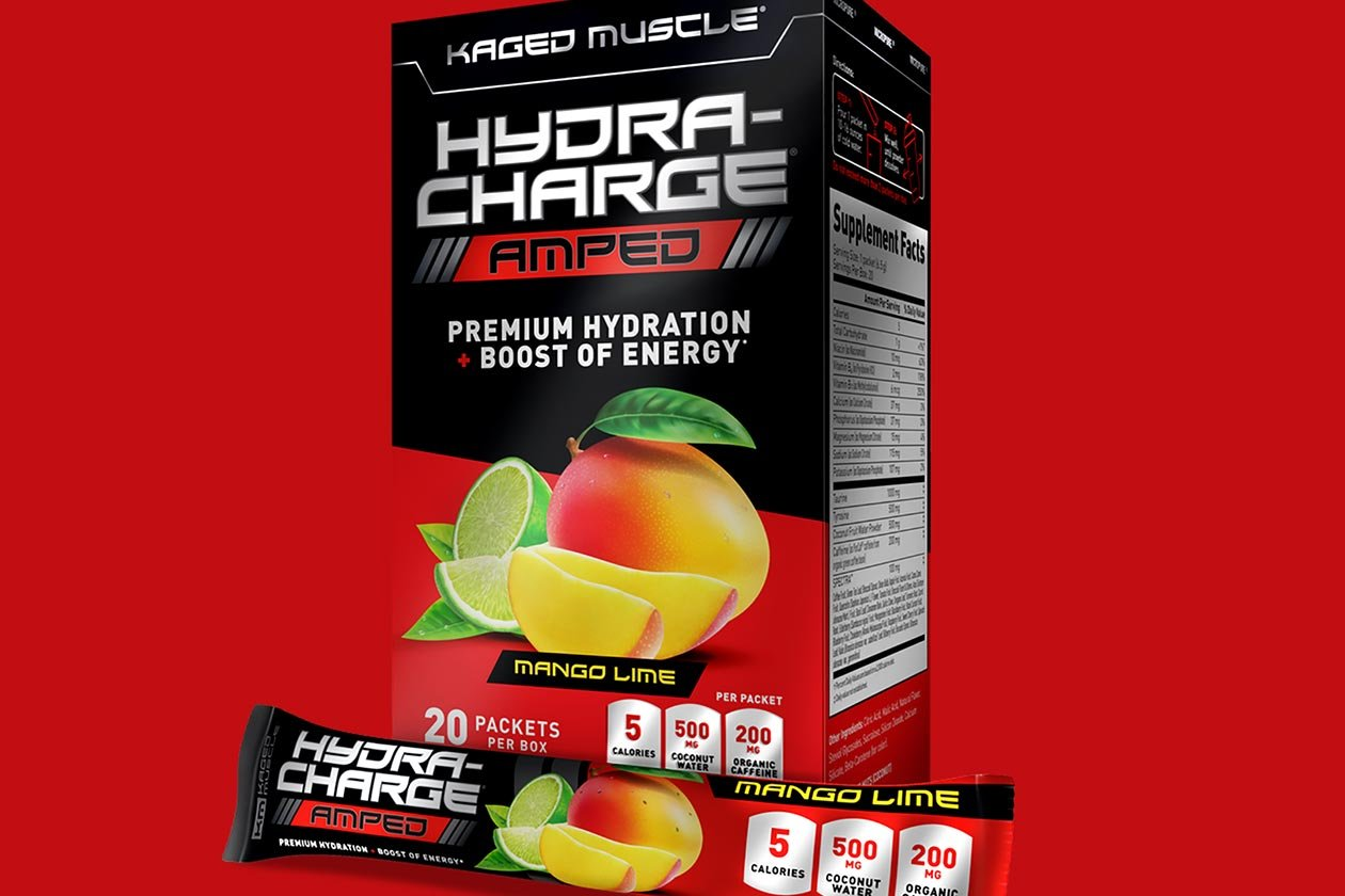 kaged muscle hydra charge amped