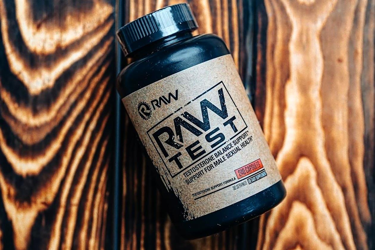 raw nutrition raw test