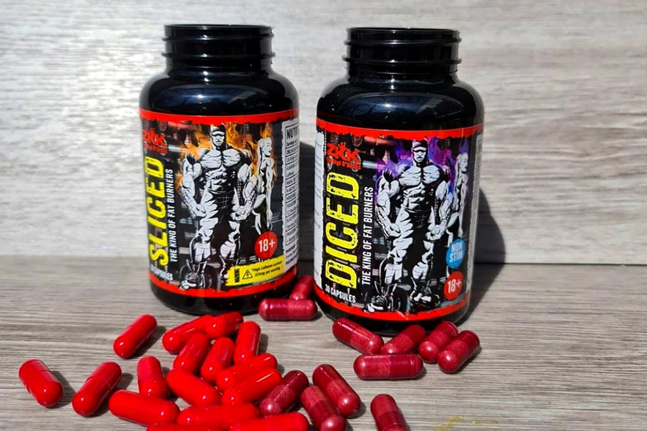 zkk labs revamped sliced and diced