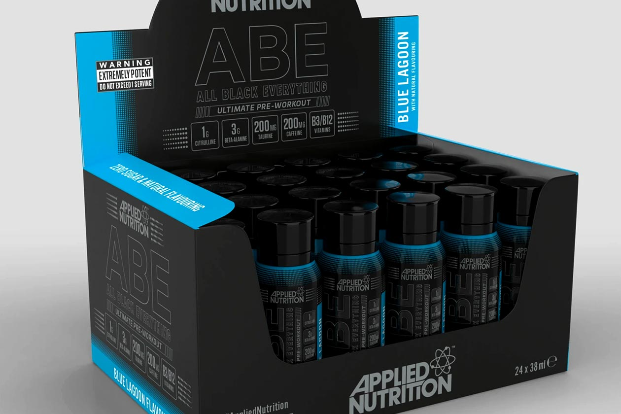 applied nutrition abe shot