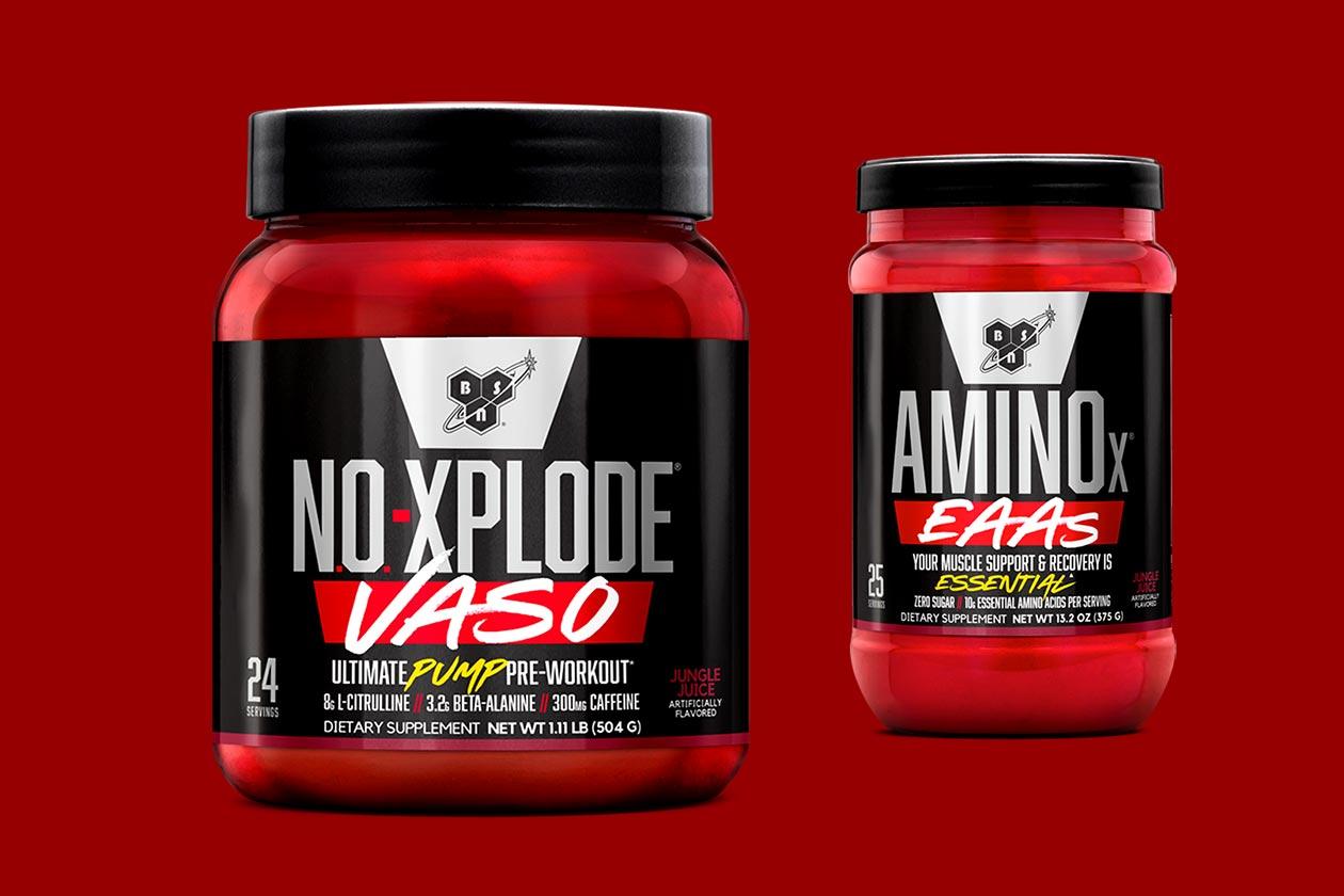 bsn latest supplement launch