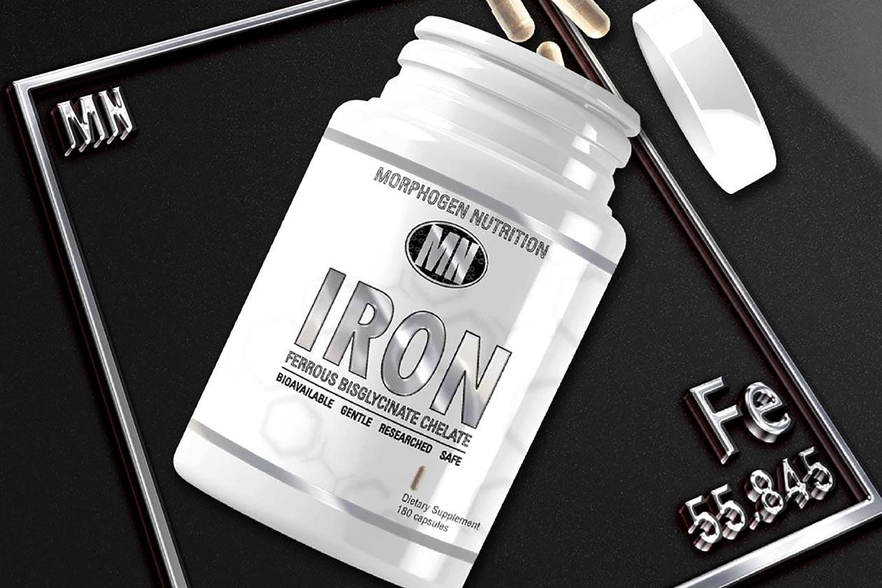 morphogen nutrition iron