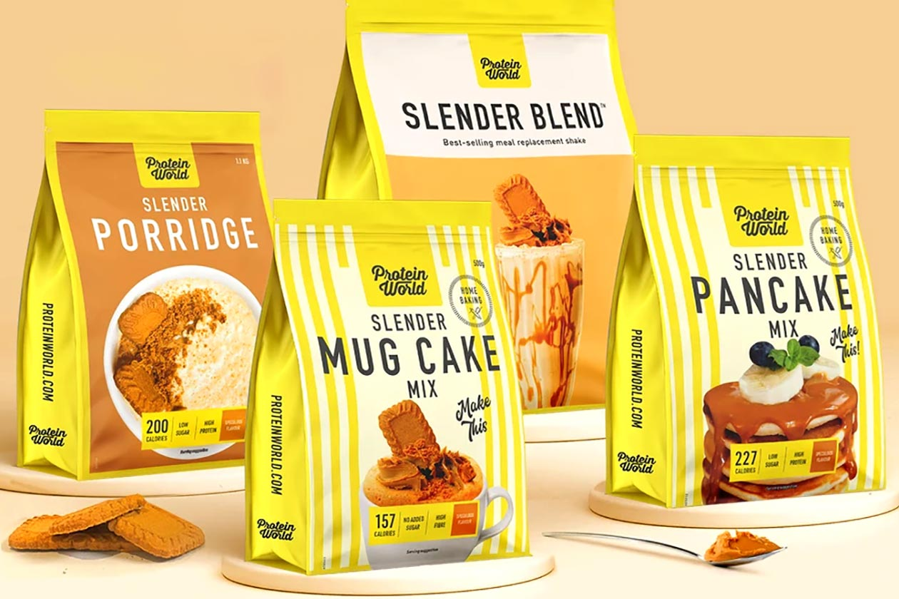 protein world speculoos family