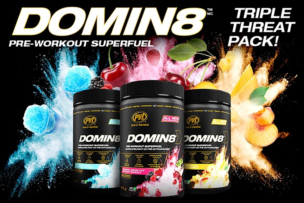 pvl domin8 giveaway
