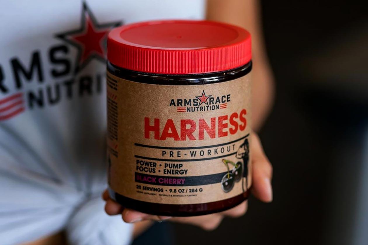 arms race nutrition black cherry daily pump