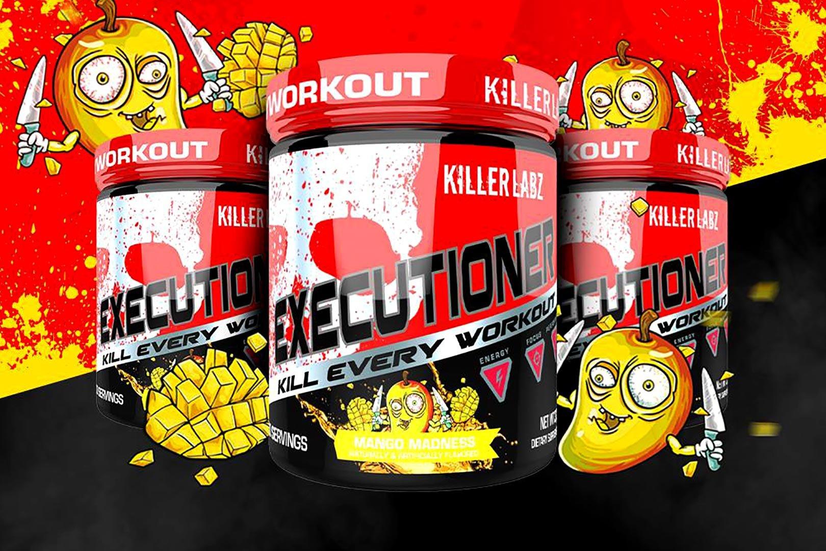 killer labz mango executioner