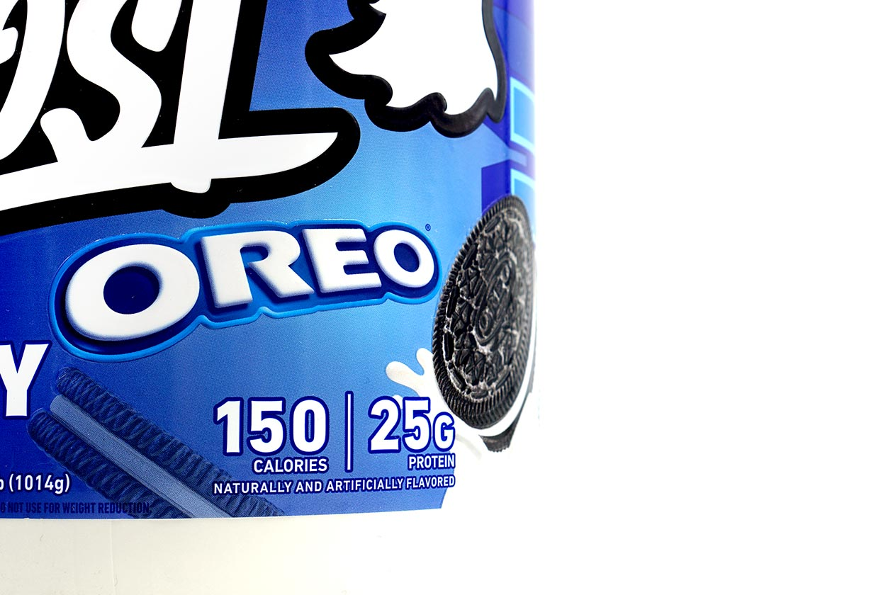 oreo ghost whey review
