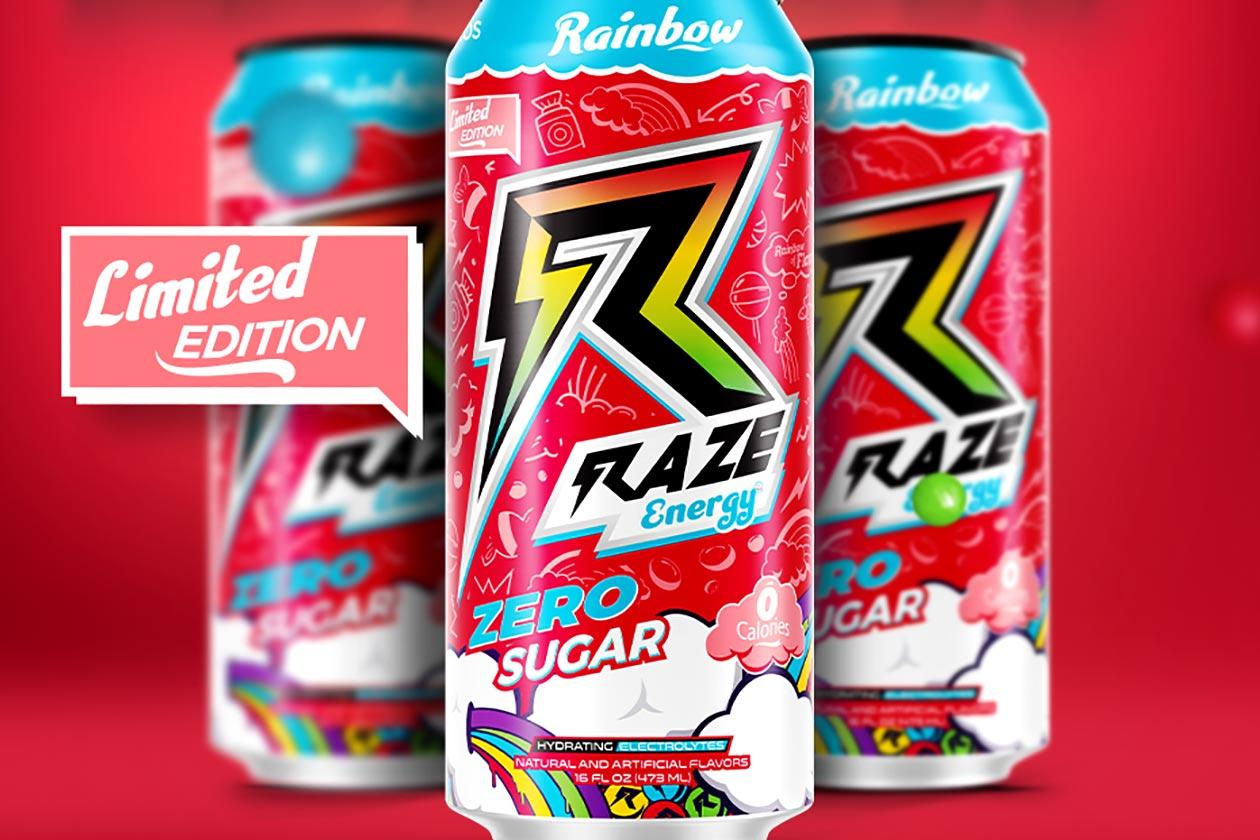 rainbow raze energy drink