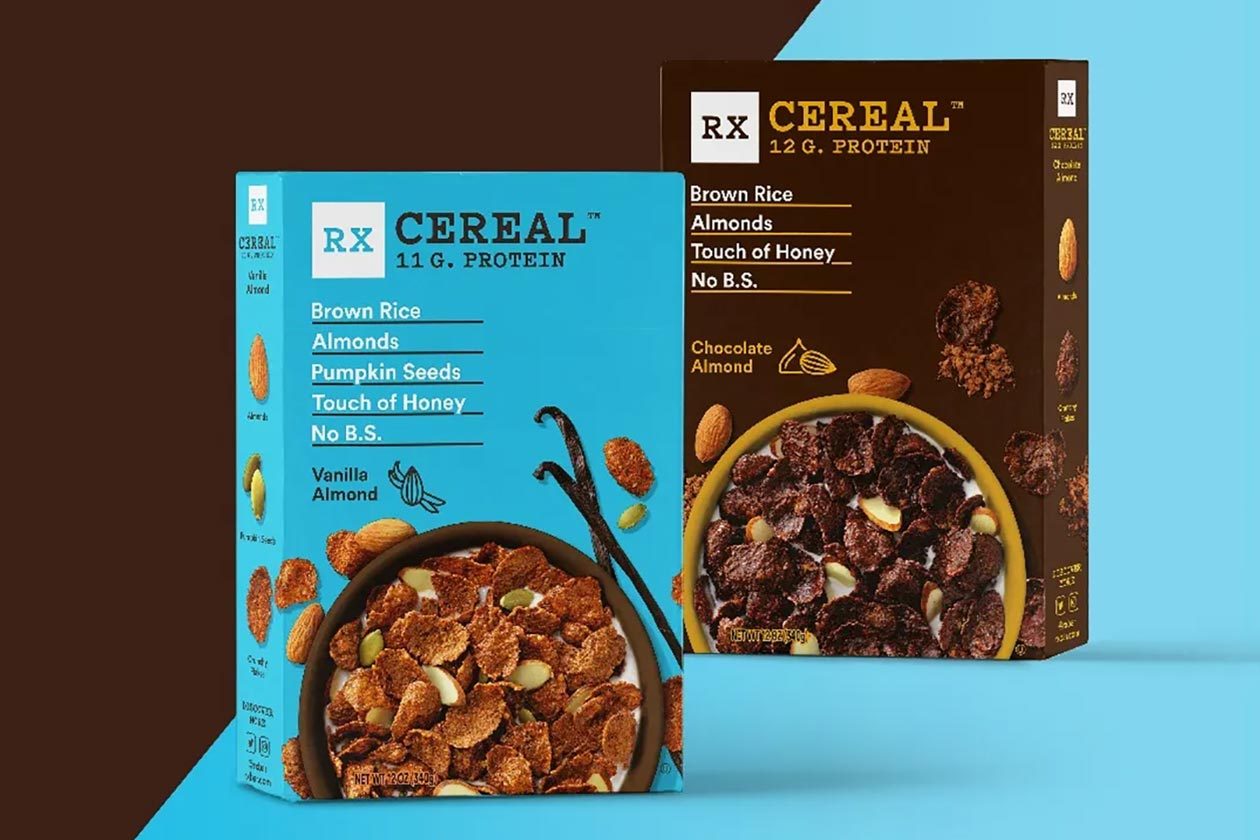 rxbar rx cereal