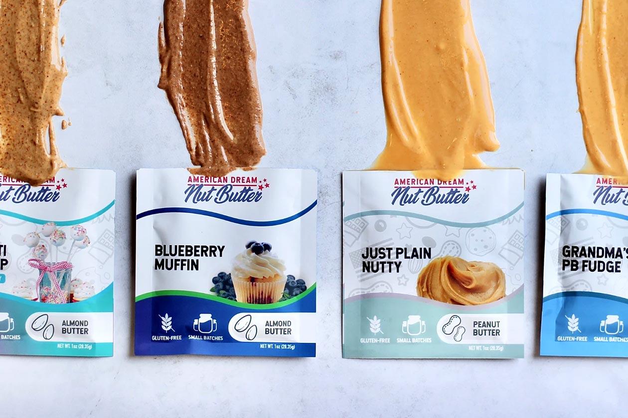 american dream nut butter sample packs