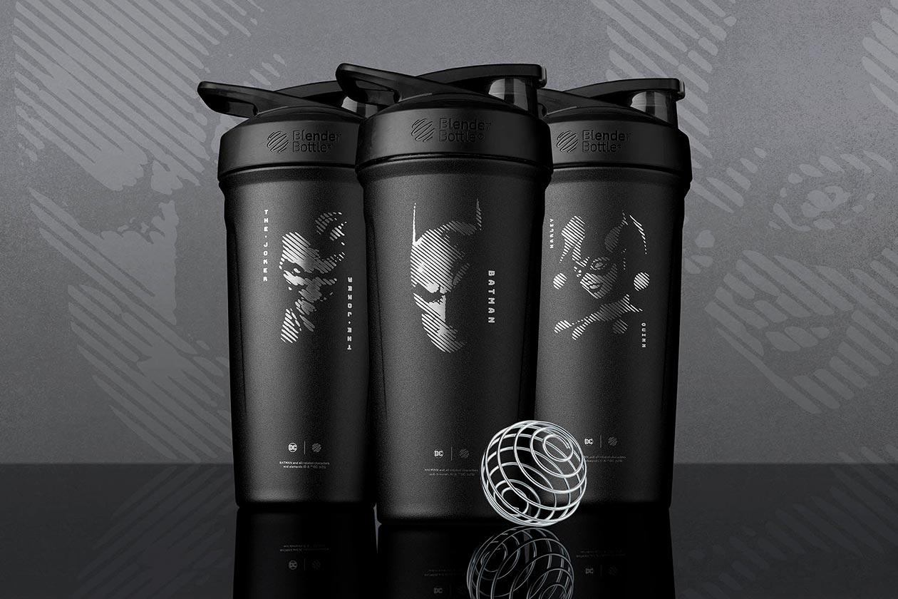 blenderbottle batman shakers