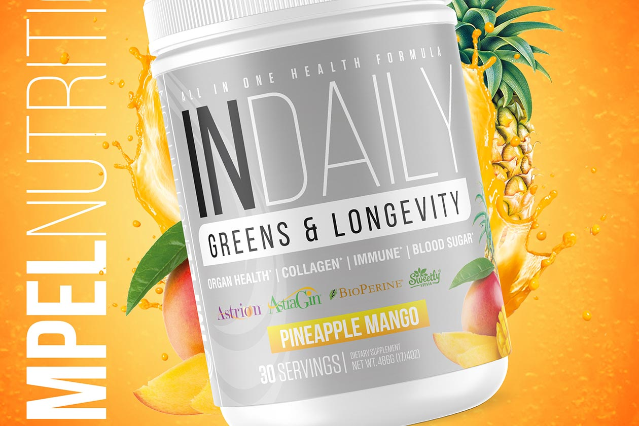 impel nutrition in daily