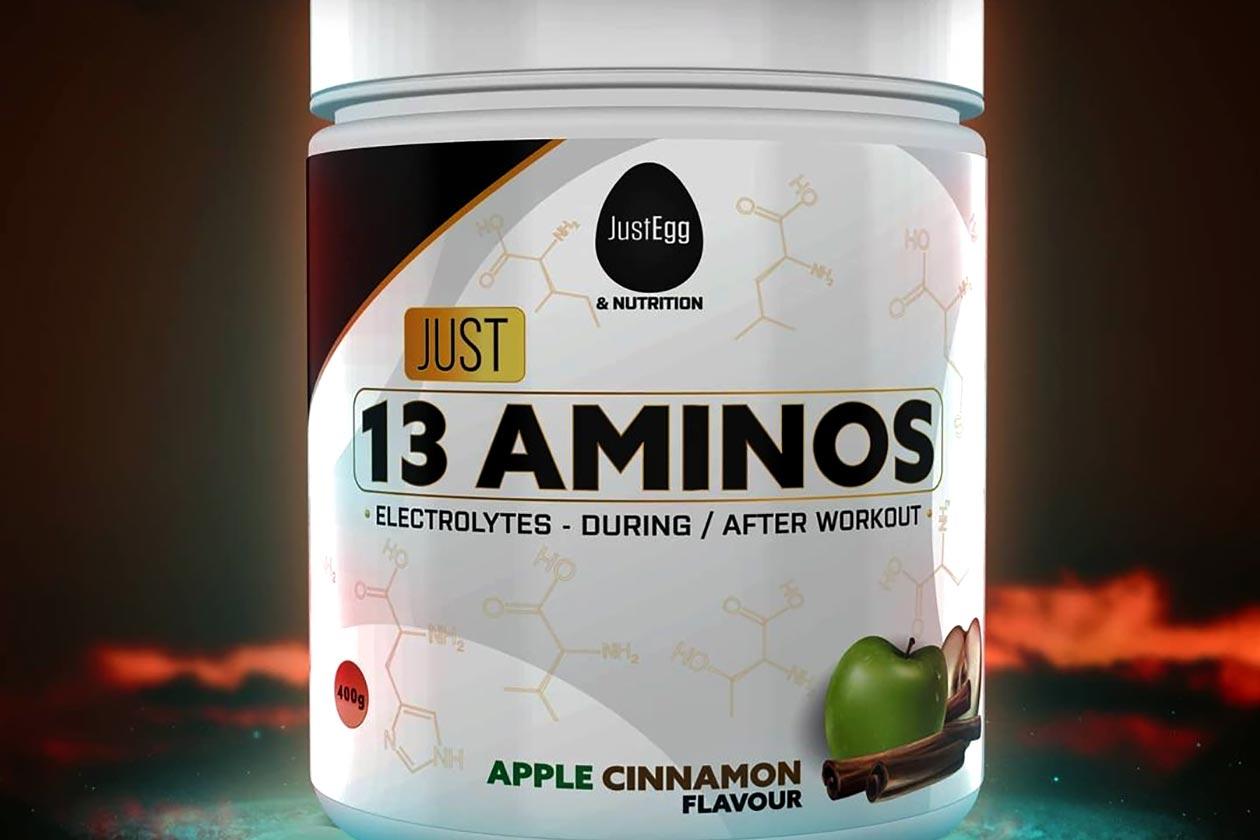 just egg 13 aminos