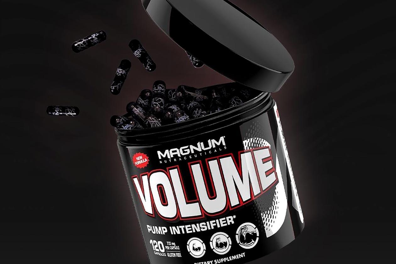 magnum volume revamp