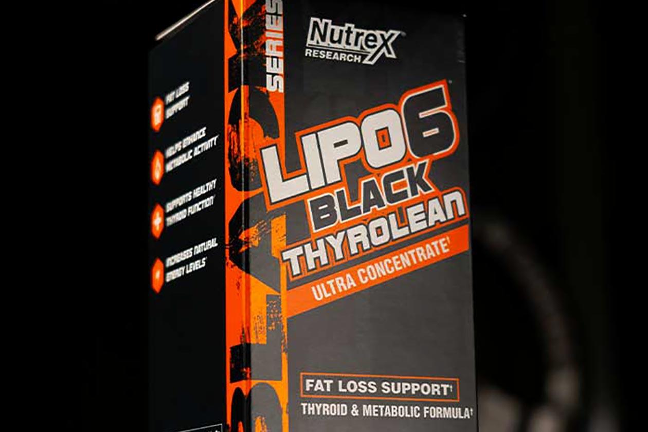 nutrex lipo6 black thryolean