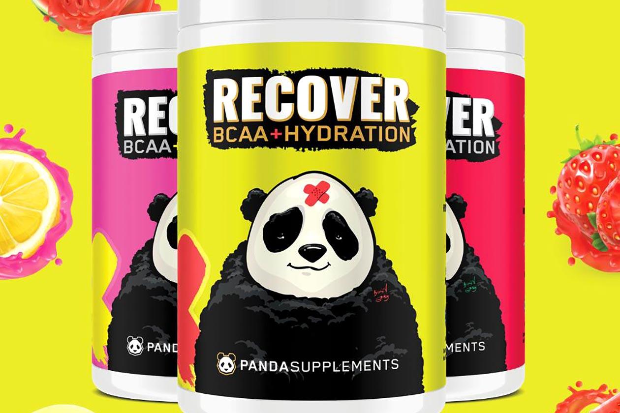 panda supplements melon ball recover bcaa